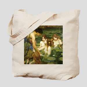 Waterhouse's Hylas and the Nymphs Tote Bag