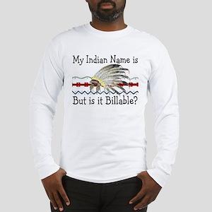 OCCUPATIONS II Long Sleeve T-Shirt