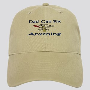 Dad Can Fix Anything Cap