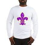 FLEUR DE LI Long Sleeve T-Shirt