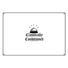 Classically Conditioned Banner