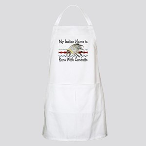 Construction Workers BBQ Apron