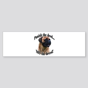 Bully Anti-BSL 3 Bumper Sticker