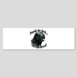 Neo Anti-BSL 3 Bumper Sticker