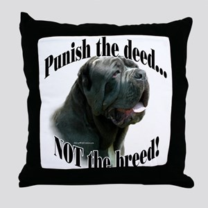 Neo Anti-BSL 3 Throw Pillow