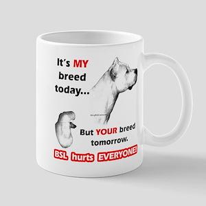 Dogo BSL2 Mug