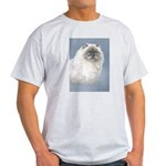 Himalayan Cat Ash Grey T-Shirt