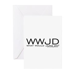 What Would Jung Do? Greeting Cards (Pk of 10)