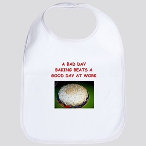 baking gifts t-shirts Bib