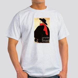Aristide Bruant, #2 Light T-Shirt