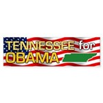 Tennessee for Obama Bumper Sticker (10 pk)