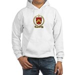 CORMIER Family Crest Hooded Sweatshirt