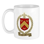 CORMIER Family Crest Mug
