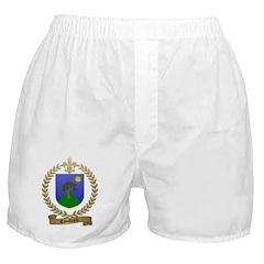 COUILLARD Family Crest Boxer Shorts