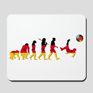 German Football Mousepad