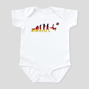 German Football Infant Bodysuit