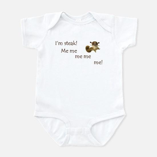Mort Infant Bodysuit