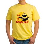 Skadoosh Yellow T-Shirt