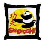 Skadoosh Throw Pillow