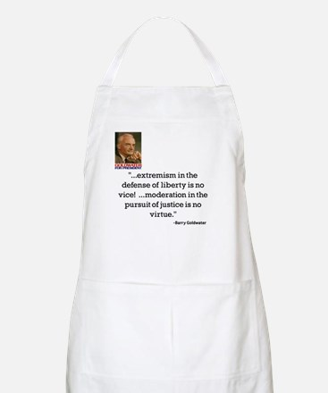 """Goldwater """"Extremism"""" BBQ Apron"""