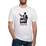 Master Debator Fitted T-Shirt
