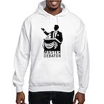 Master Debator Hooded Sweatshirt