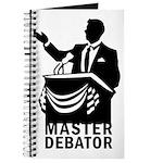 Master Debator Journal