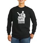 Master Debator Long Sleeve Dark T-Shirt