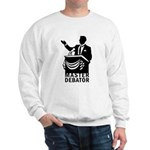 Master Debator Sweatshirt