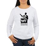 Master Debator Women's Long Sleeve T-Shirt