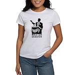 Master Debator Women's T-Shirt