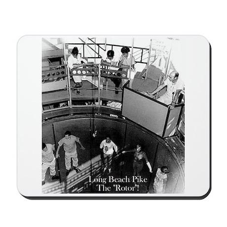 Pike Rotor Mousepad