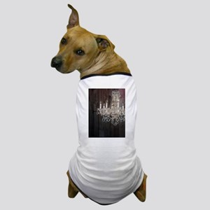 barnwood chandelier country fashion Dog T-Shirt