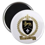 CROTEAU Family Crest Magnet