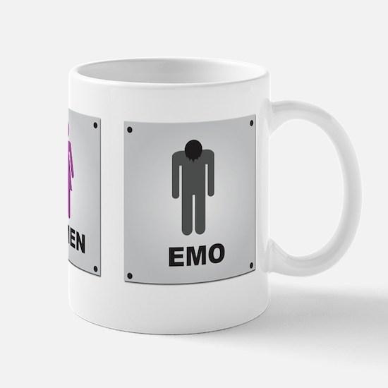 Emo Sign Mug
