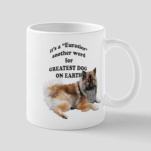Eurasier dog Mug