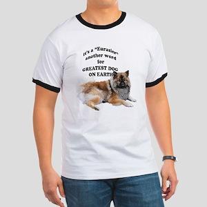 Eurasier dog Ringer T