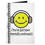 You've Just Been Mentally Und Journal