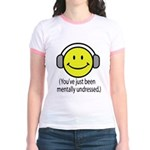 You've Just Been Mentally Und Jr. Ringer T-Shirt