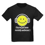 You've Just Been Mentally Und Kids Dark T-Shirt