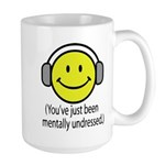 You've Just Been Mentally Und Large Mug