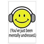 You've Just Been Mentally Und Large Poster