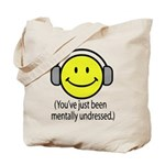 You've Just Been Mentally Und Tote Bag