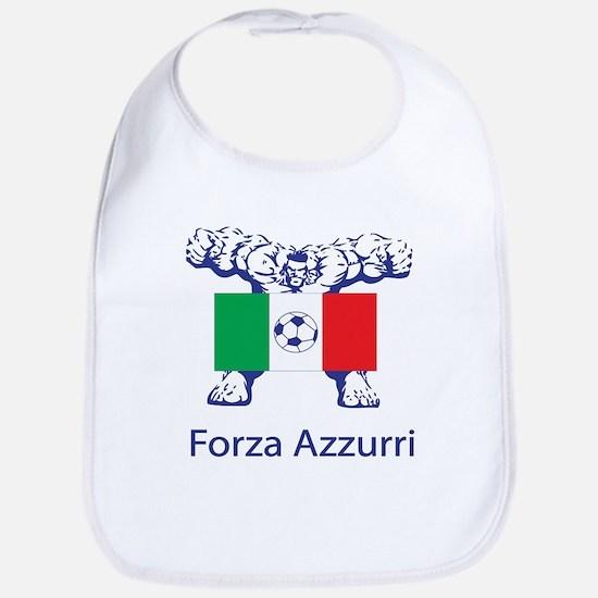 """Whooligan Italy """"Forza Azzurri"""" Bib"""