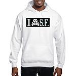 I Hate Frisco Hooded Sweatshirt