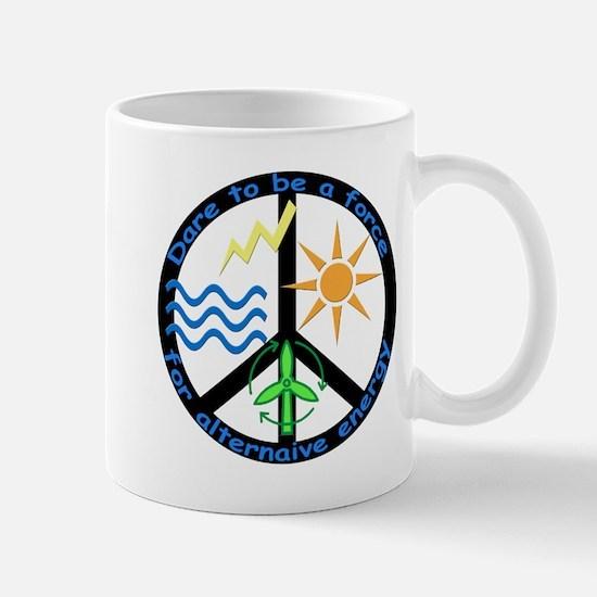 Force For Alternative Energy Mug