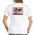 Equine Ladies V-Neck T-Shirt