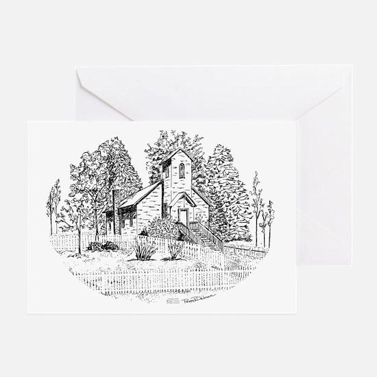 Unique Presbyterian Greeting Card