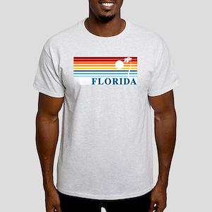 Florida Ash Grey T-Shirt
