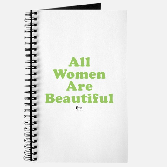All Women Are Beautiful Journal